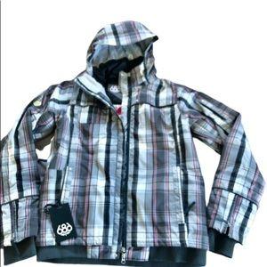 686  Brandi Milne ski/snowboard Jacket M